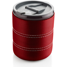 GSI Infinity Backpacker Bicchiere 500ml, red